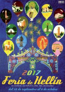 cartel feria hellin 2017