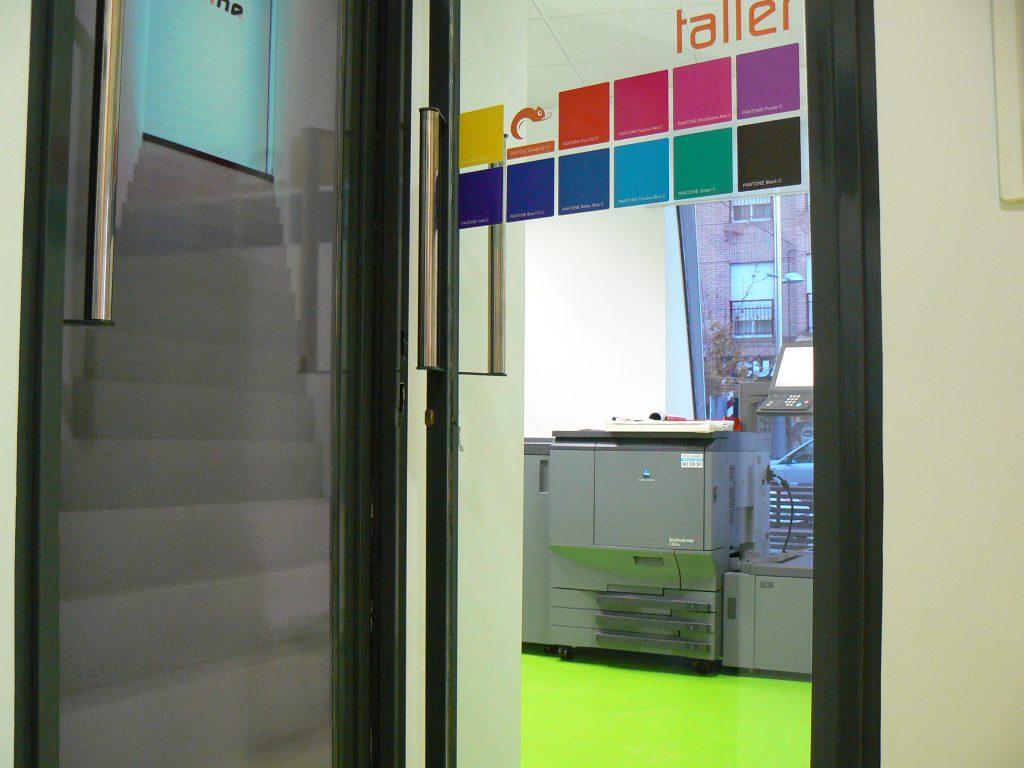 Arthe taller imprenta Hellín Albacete